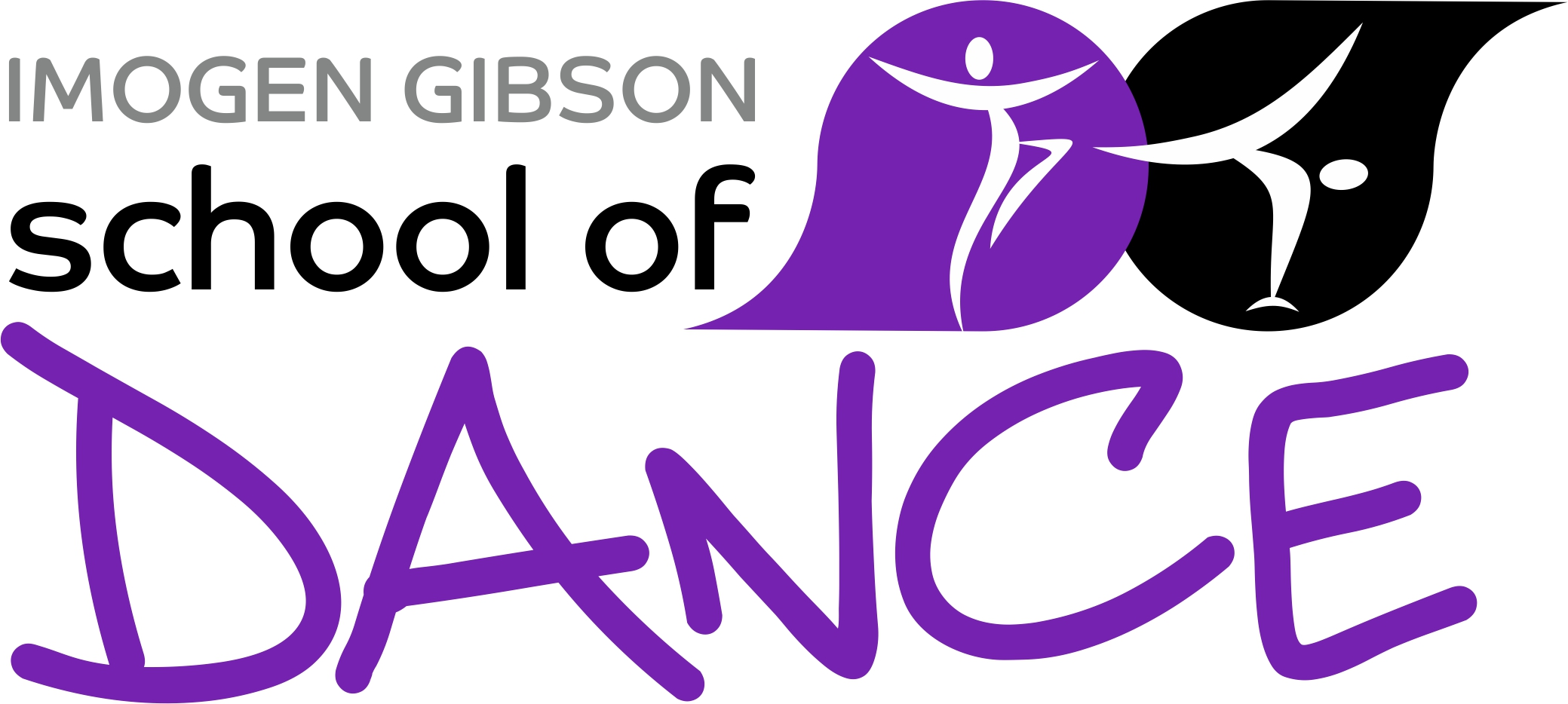 Imogen Gibson School of Dance logo